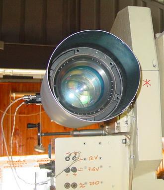 Блок апаратури для позиційних спостережень
