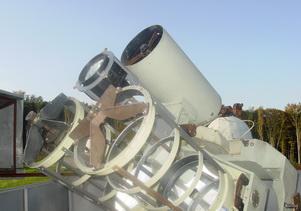 Апаратура для фотополяриметрії супутників